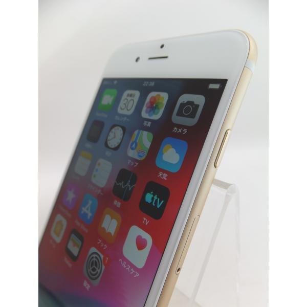 【docomoSIMロック】iPhone6 16GB ゴールド MG492J/A|reco|04