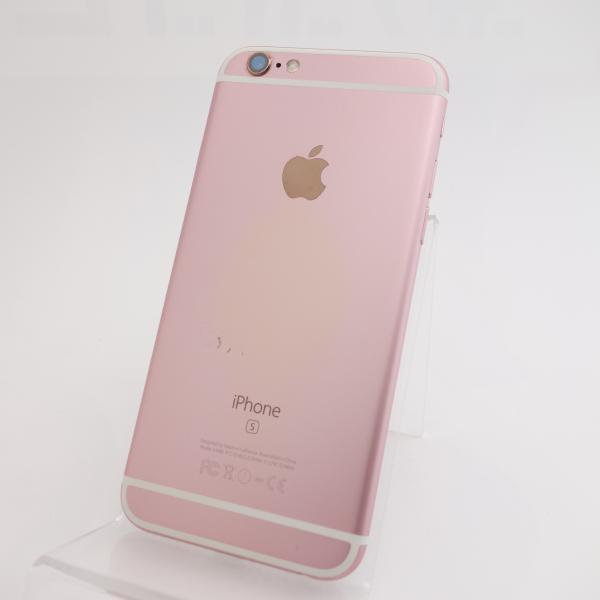【SIMフリー】 iPhone6S 16GB ローズゴールド 3A503J/A #5345|reco|02