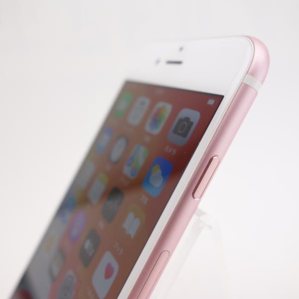 【SIMフリー】 iPhone6S 16GB ローズゴールド 3A503J/A #5345|reco|04