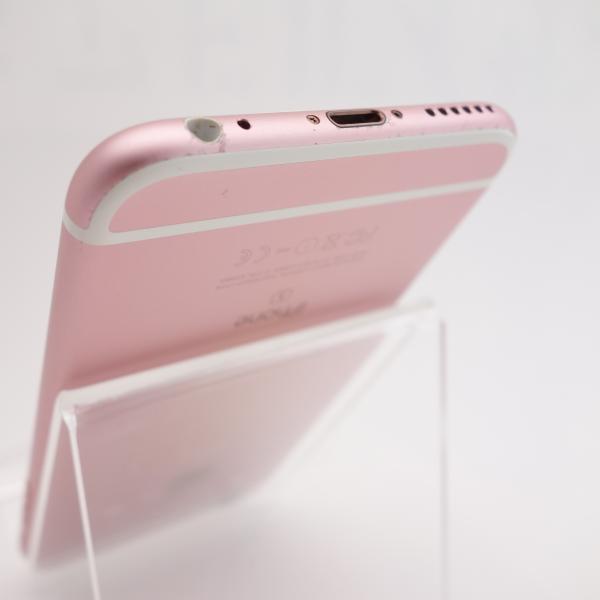 【SIMフリー】 iPhone6S 16GB ローズゴールド 3A503J/A #5345|reco|07