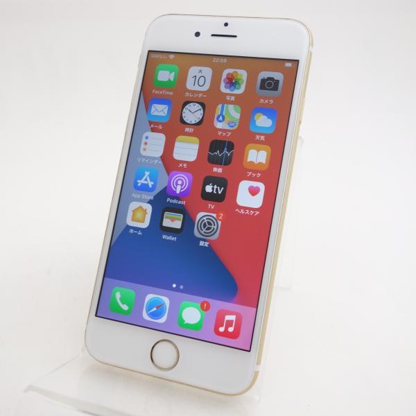 【SIMフリー】 iPhone6S 64GB ゴールド MKQQ2J/A #5354|reco