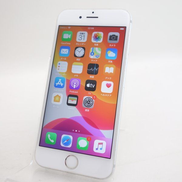 【SIMフリー】 iPhone6S 16GB シルバー MKQP2J/A #3005|reco