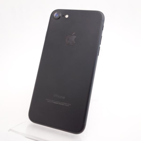 【SIMフリー】 iPhone7 32GB ブラック MNCE2J/A #3168 reco 02