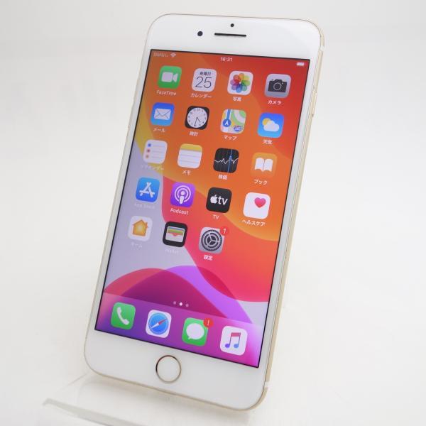 【SIMフリー】 iPhone7 Plus 256GB ゴールド MN6N2J/A #5738|reco