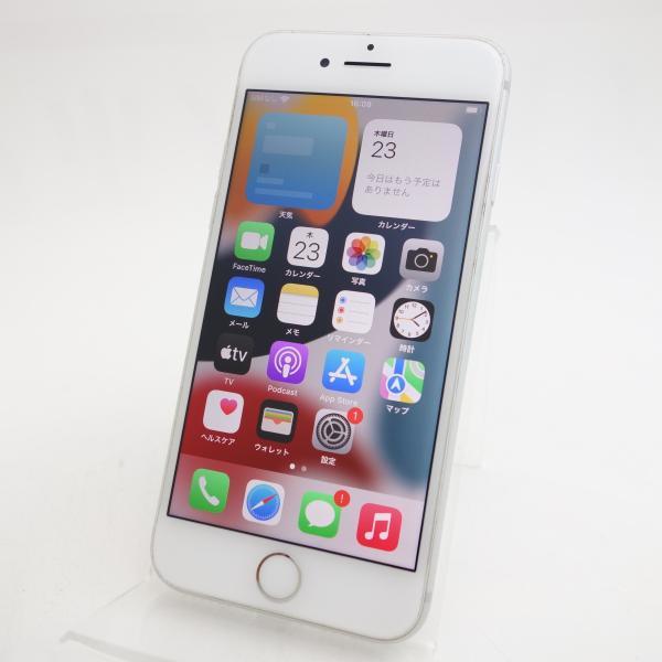 【SIMフリー】 iPhone8 64GB シルバー MQ792J/A #2979|reco