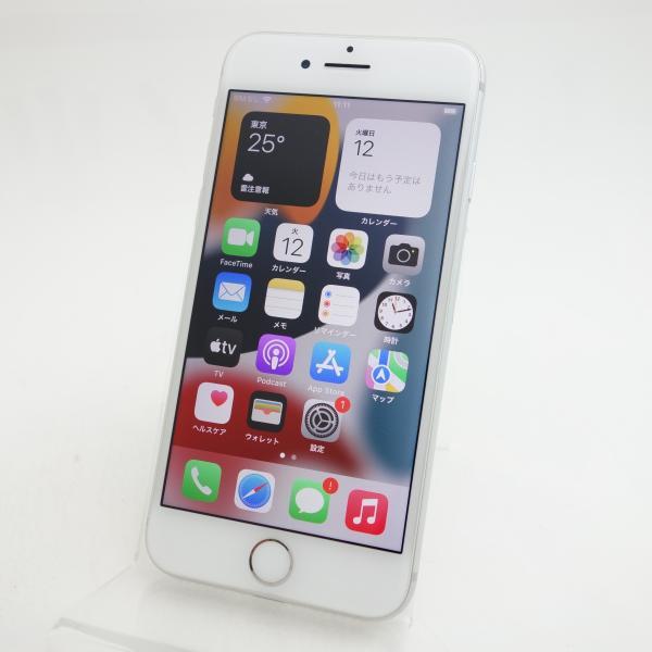 【SIMフリー】 iPhone8 64GB シルバー MQ792J/A #2711|reco