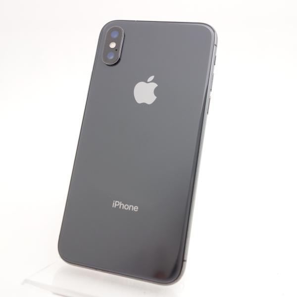 【SIMフリー】 iPhoneX 256GB スペースグレイ MQC12J/A reco 02