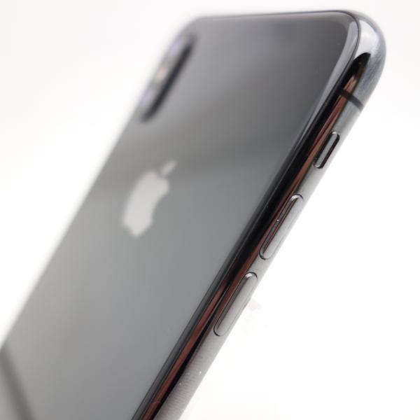 【SIMフリー】 iPhoneX 256GB スペースグレイ MQC12J/A reco 03