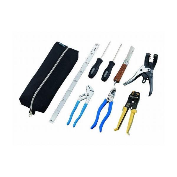 HOZAN ホーザン 10点組 電気工事士技能試験工具セット DK-26 代引不可