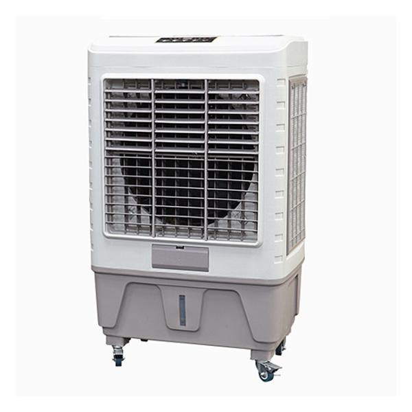 大型 気化式 冷風機 業務用 作業場 オフィス BR50 大風量 スポットクーラー スポットエアコン タンク40L 代引不可
