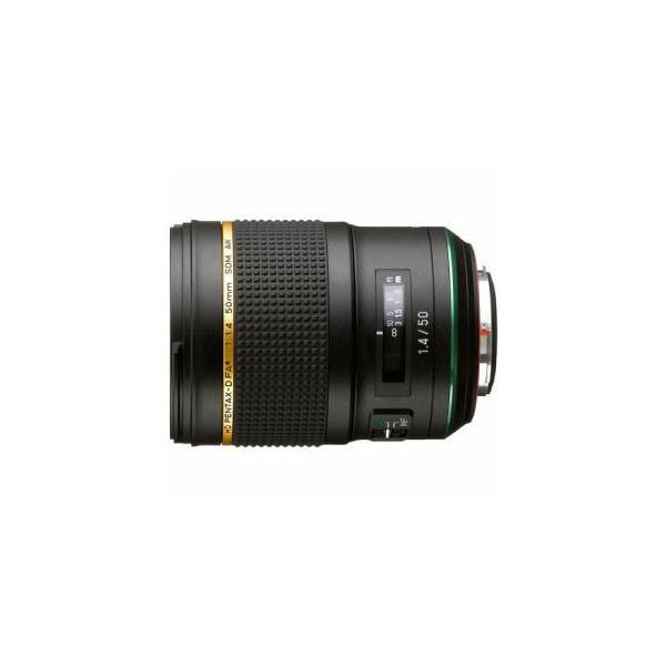 Pentax 交換用レンズ HD PENTAX-D FA 50mmF1.4 SDm AW HDDFA50F1.4SDmAW 代引不可