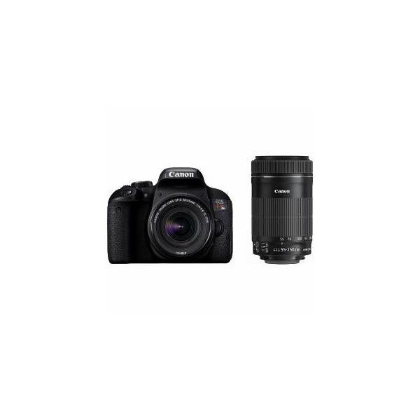 Canon EOSKISSX9I-WKIT デジタル一眼カメラ EOS Kiss X9i ダブルズームキット EOSKISSX9IWZOOMKIT 代引不可