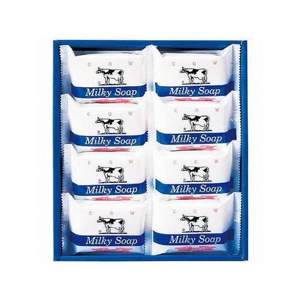 牛乳石鹸 ミルキィソープ AK-10 6874-023 ギフト 贈り物 ご挨拶 お返し 喜ばれる 人気 代引不可