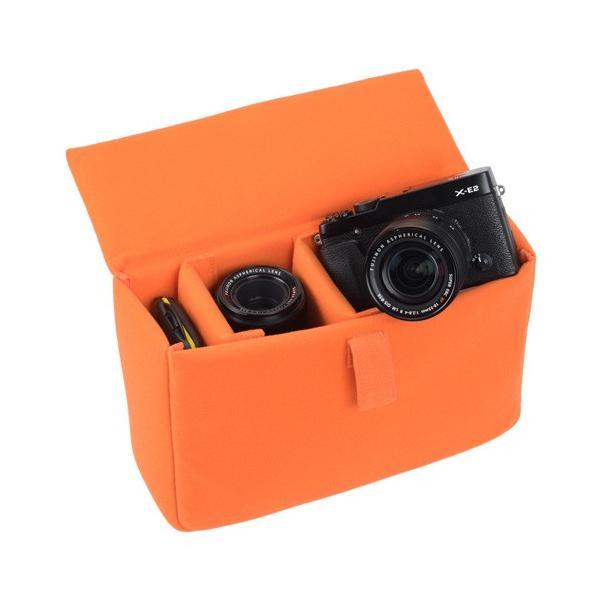 エツミ インナーボックスフラップE オレンジ VE-6877 代引不可
