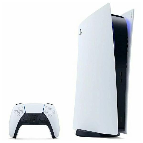 SONYPS5本体PlayStation5プレイステーション5CFI-1000B01デジタル・エディション新品未開封代引不可