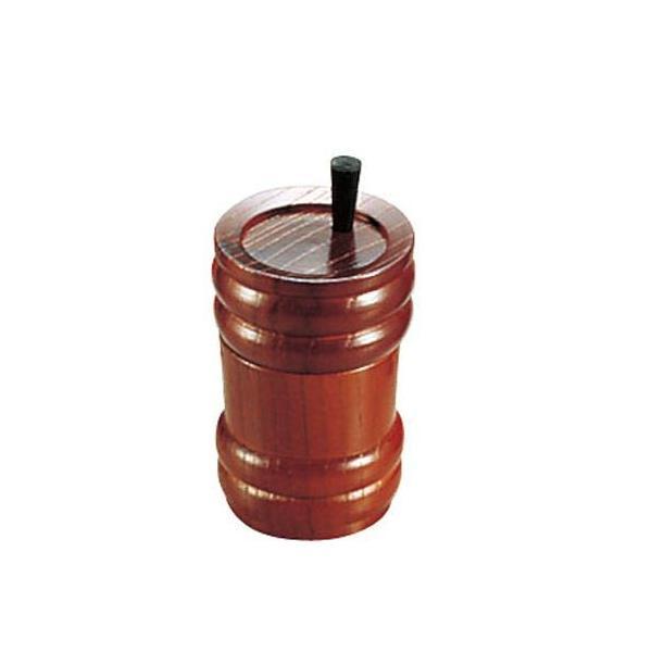 ヤマコー 樽型 七味入れ PST23