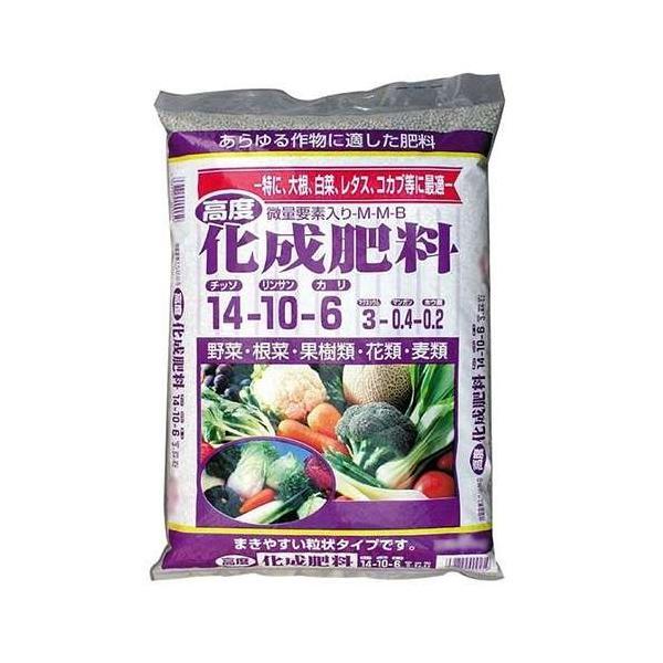 GS 高度化成肥料14-10-6 2kg