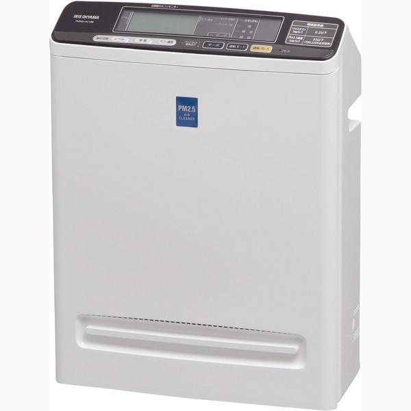 アイリスオーヤマ PM2.5対応空気清浄機 PM2.5ウォッチャー17畳用 PMMS-AC100 代引不可