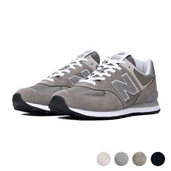 ニューバランスNewBalanceML574スニーカー靴シューズメンズレディース