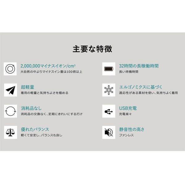 空気清浄機 携帯用 ible Airvida L1 アイブルエアビーダ 花粉症 アレルギー PM2.5 ホルムアルデヒド シックハウス ポータブル