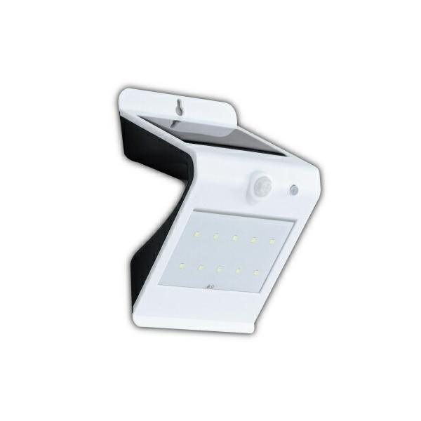 ウォールライト付き 玄関センサーライト 防水 防塵 配線不要 太陽電池 防犯対策 人感センサー 暗闇センサー 自動点灯 自動消灯 代引不可