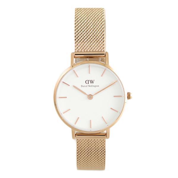 ダニエルウェリントンDANIELWELLINGTON腕時計レディースDW00100219クォーツピンクゴールドホワイト