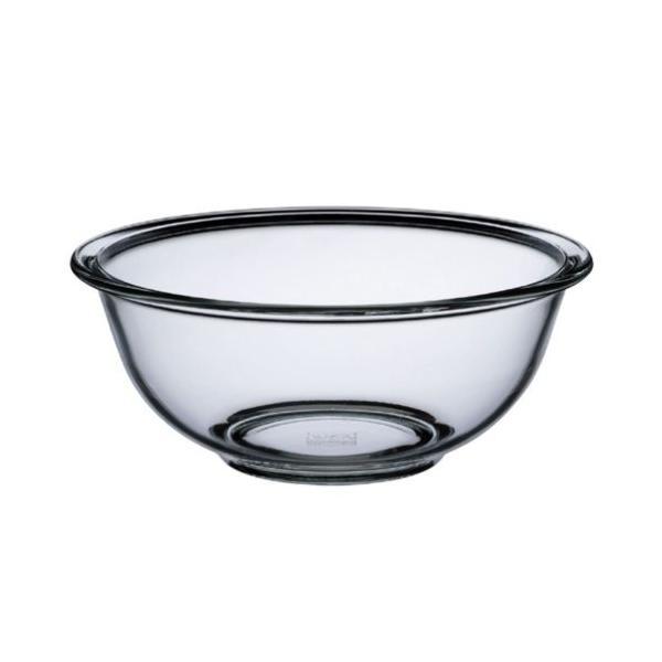iwaki イワキ ベーシックシリーズ ボウル 外径25cm 2.5L KBT325 耐熱ガラス