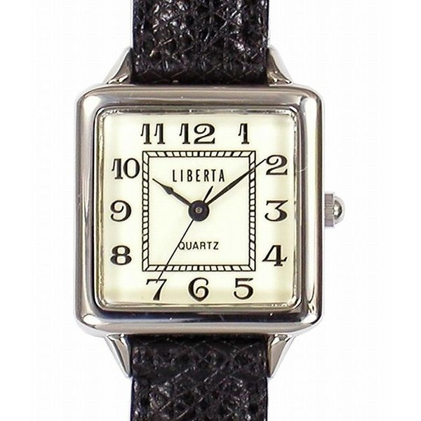 【LIBERTA】リベルタ レディース腕時計 LI-040LB-01 日常生活用防水(日本製) /10点入り(代引き不可)