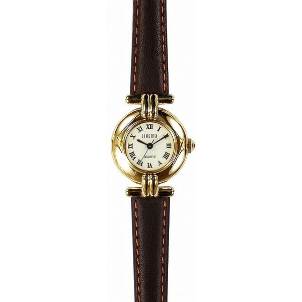 【LIBERTA】リベルタ レディース腕時計 LI-045LA-05 日常生活用防水(日本製) /10点入り(代引き不可)