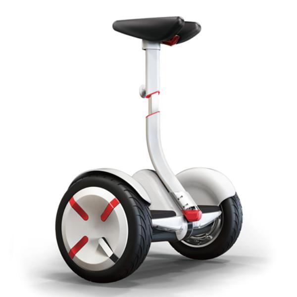 セグウェイ ナインボット Ninebot S-Pro ホワイト Segway パーソナルモビリティ 電動二輪車 代引不可