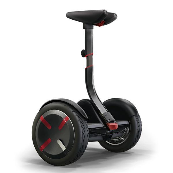 セグウェイ ナインボット Ninebot S-Pro ブラック Segway パーソナルモビリティ 電動二輪車 代引不可