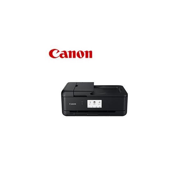 キヤノン ビジネスインクジェットプリンター TR9530 ブラックの画像