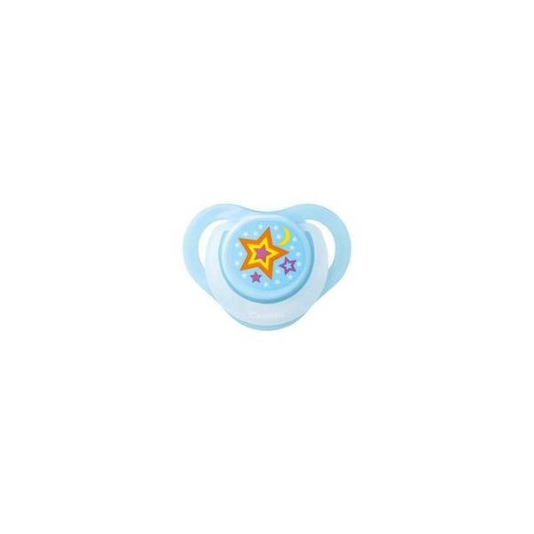 teteo テテオ おしゃぶり 入眠ナビ サイズL スウィートブルー ベビー&キッズ 授乳 産後用品