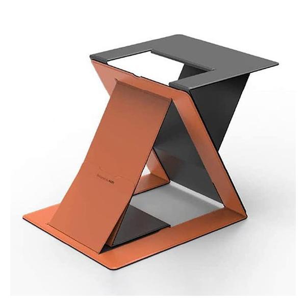 MOFT Z オレンジ モフト 折りたたみ式 ノートパソコンスタンド ノートPCスタンド PCデスクワーク タブレット タブレットスタンド