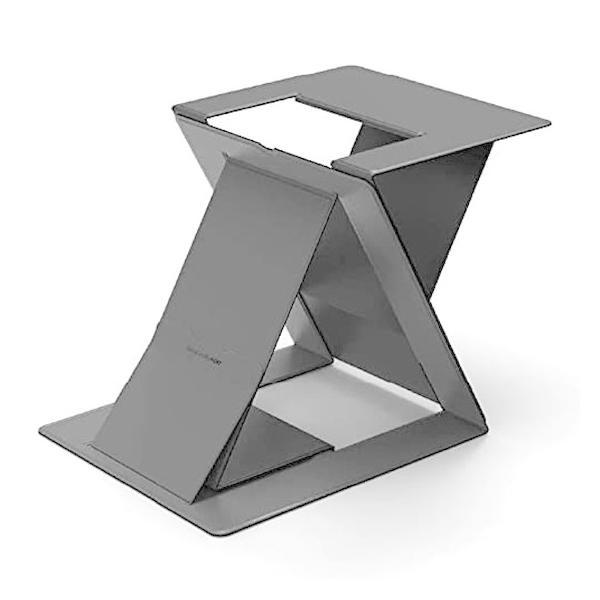 MOFT Z ブラック モフト 折りたたみ式 ノートパソコンスタンド ノートPCスタンド PCデスクワーク タブレット タブレットスタンド