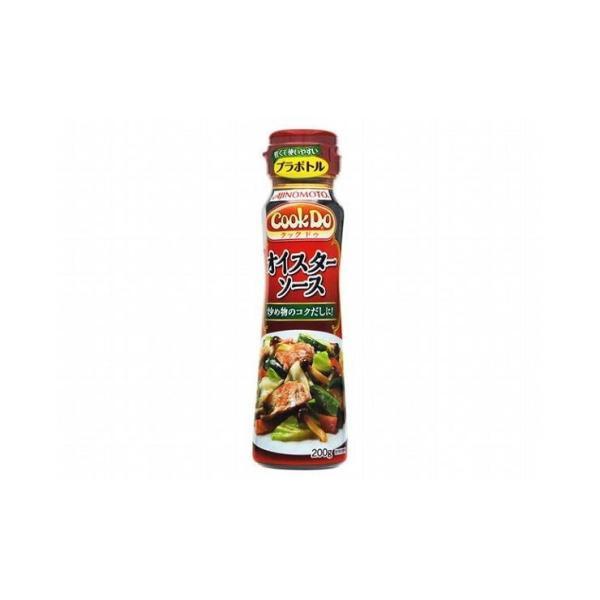 まとめ買い 味の素 COOKDOオイスターソース B 200g x10個セット 食品 業務用 大量 まとめ セット セット売り 代引不可