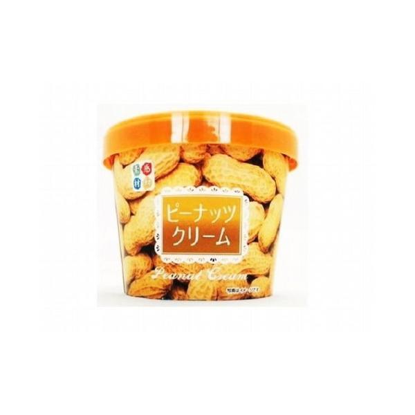 まとめ買い スドー感動素材ピーナツクリーム紙カップ 135g x12個セット 食品 まとめ セット セット買い 業務用 代引不可
