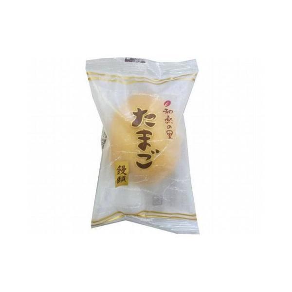 まとめ買い 米屋 和楽の里 たまご饅頭 1個 x6個セット まとめ セット まとめ販売 セット販売 業務用 代引不可