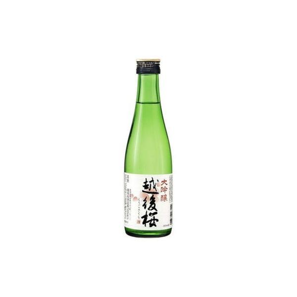 越後桜 [大吟醸酒]