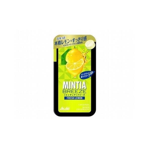 まとめ買い アサヒ ミンティアブリーズ フレッシュレモン 30粒 x8個セット まとめ セット まとめ販売 セット販売 業務用 代引不可