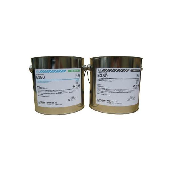 コニシ 水中ボンドE380 6kg #45647 E380-6 接着剤・補修剤・水中用補修剤