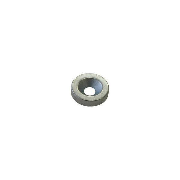 マグナ ネオジ磁石プレートキャッチ 1-NC12R マグネット用品・マグネット素材