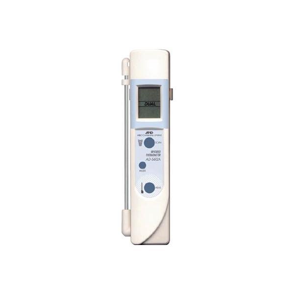 A&D 非接触型放射温度計 AD5612A 計測機器・温度計・湿度計