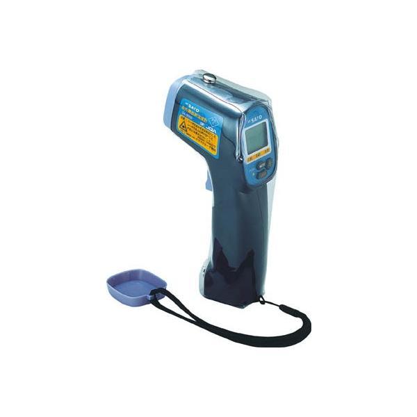 佐藤 赤外線放射温度計 SK-8900 計測機器・温度計・湿度計