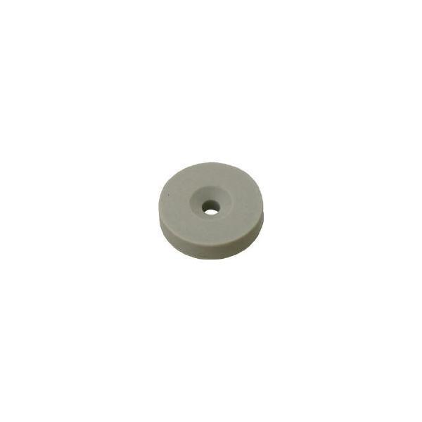マグナ プレートキャッチ シリコンコーティング磁石 1-NCS20R-GY マグネット用品・マグネット素材