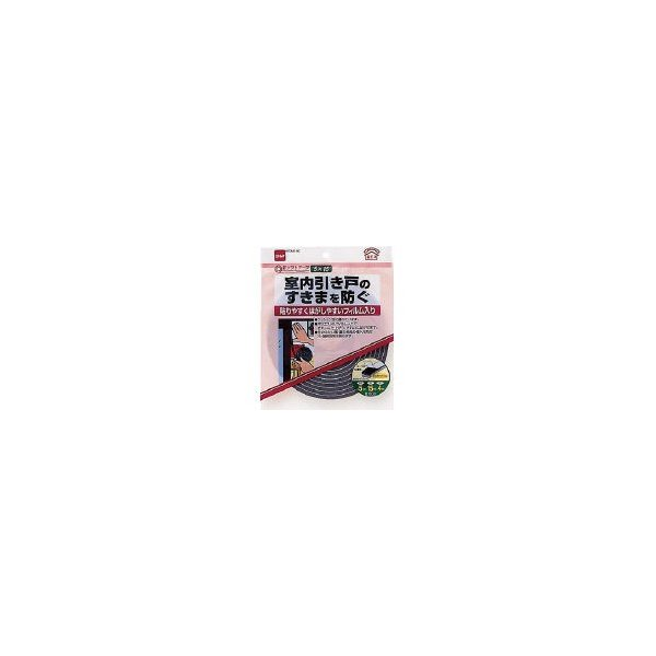 ニトムズ 新ソフトテープ5×15 E003 テープ用品・気密防水テープ