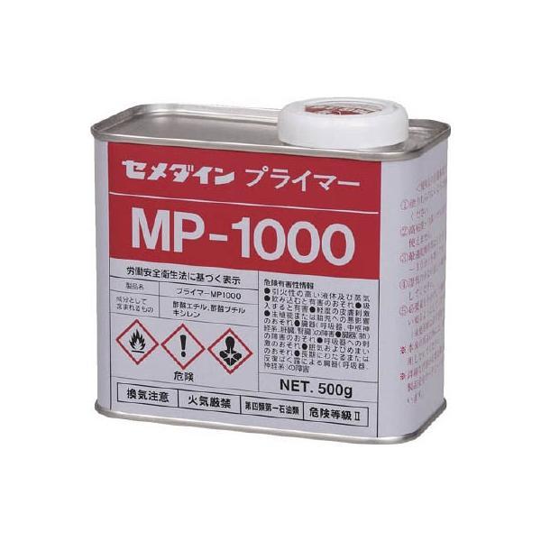 セメダイン プライマーMP1000 500g SM-269 接着剤・補修剤・建築用シーリング剤