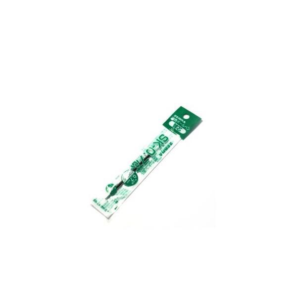 油性ボールペン替芯 SK-0.7芯 [緑] 0.7mm BR-6A-SK