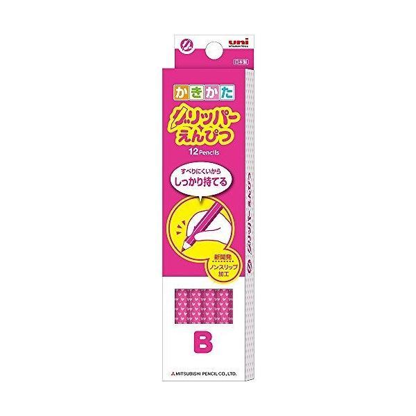 三菱鉛筆 鉛筆69056角GPSTピンク B K6905B