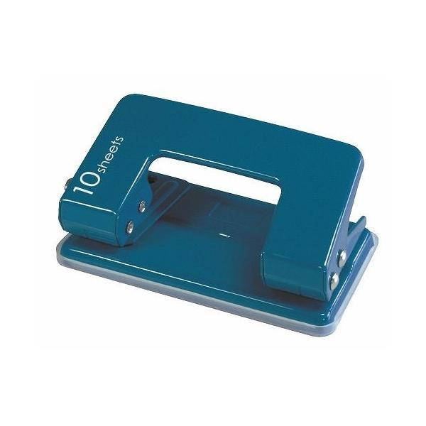 カール 2穴パンチ ブルー CPN-10-B